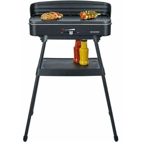 barbecue électrique sur pieds 2200w - pg8533 - severin