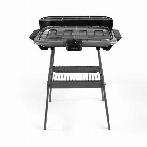 Barbecue électrique sur pieds LIVOO - DOM297G