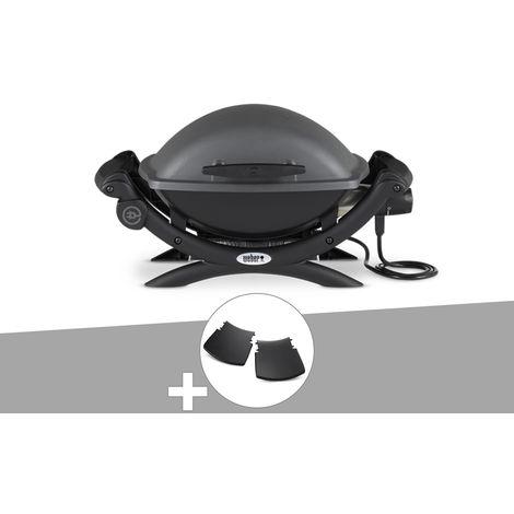 Barbecue électrique Weber Q 1400 + Plan travail