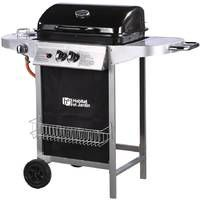 Barbecue gas Party 3 - 3 piastre di cui 1 laterale - 5,8kW