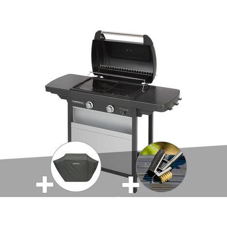 Campingaz 205705 Grille pour Barbecue Rectangulaire Double