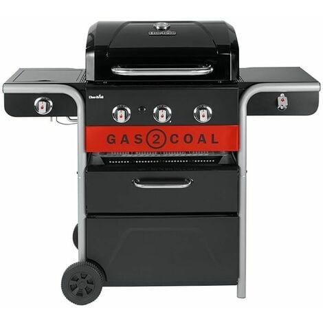 Barbecue gaz et charbon CHAR-BROIL Gas2Coal 330 Version 2.0