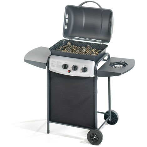 Barbecue gaz Ompagrill Ecolava Plus 4938 / CR