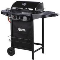 Barbecue gaz Party 3 - 3 burners 1 on the side - 9.38 kW - Black