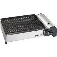 Barbecue grill à gaz de table 1.9Kw - KEMPER - 104997