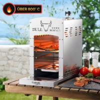 Barbecue/Grill à gaz haute performance - Bull Burner - 800° - Acier inoxydable BBQ extérieur
