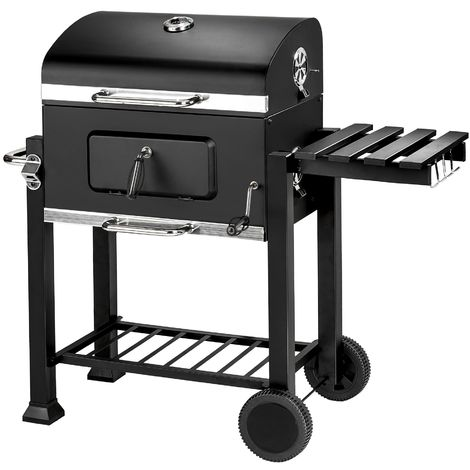 BBQ Barbecue à Charbon de Bois Barbecue de 109 x 69 x 100 cm