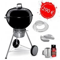 Barbecue Master-Touch 57 GBS + Kit Ciminiera