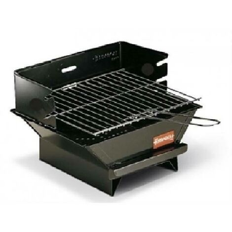 BARBECUE MINIGRILL DA PIANO 30X25 CM 102