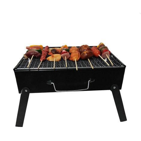 Nouveauté. Table Smoker Barbecue à gaz medison Argent