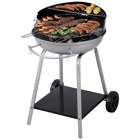 Barbecue mooréa à charbon de bois 54