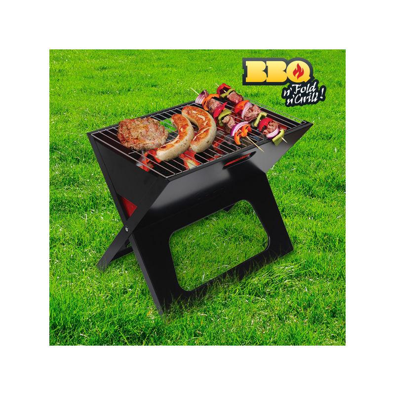 Barbecue Portatile Pieghevole.Barbecue Portatile Pieghevole Bbq Quick
