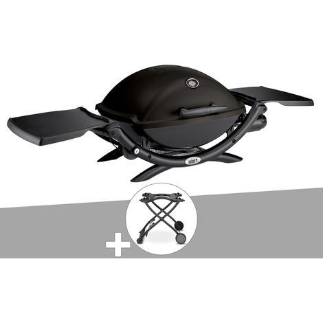 Barbecue Q 2200 + Chariot - Weber