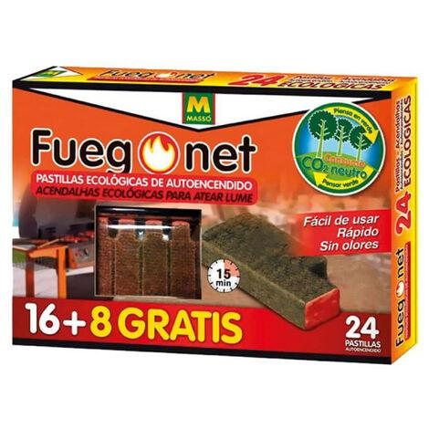 Barbecue self-ignition pellets - 24 pcs.