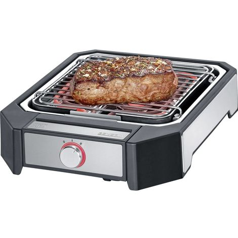 Barbecue Severin PG 8545 8545 steak filaire noir, argent 1 pc(s)