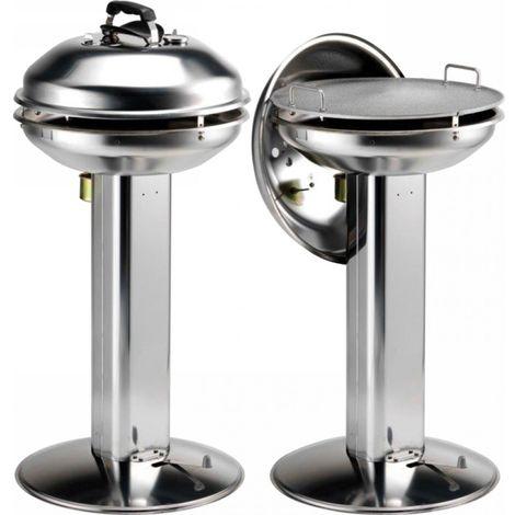 Barbecue Vertical Ompagrill Eddi 4780 Pellet Pro Cover