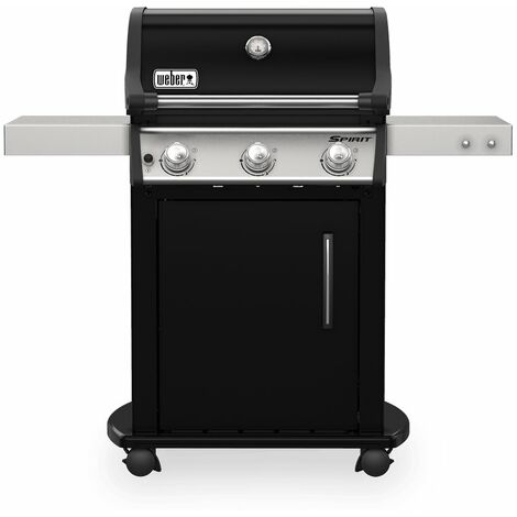 Barbecue Weber a Gas Spirit E-315 Black Cod. 46512229