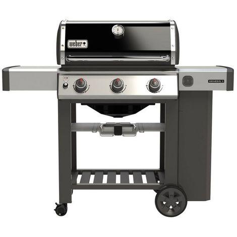 Barbecue Weber a Gaz Genesis II E-310 Noir GBS Ref. 61011129