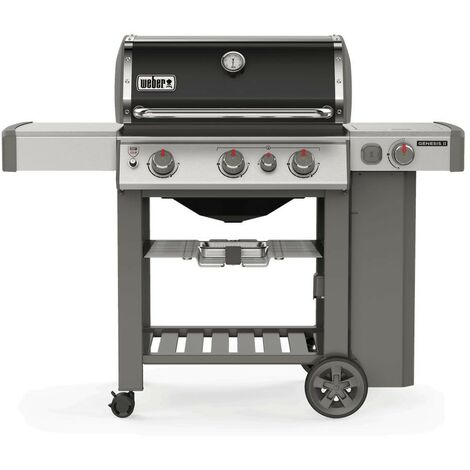 Barbecue Weber à Gaz Genesis II E-330 Black GBS Réf. 61012129