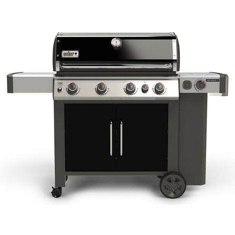 Barbecue Weber a Gaz Genesis II EP-435 Noir GBS Ref. 62016129