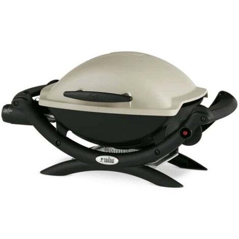 Barbecue WEBER à gaz Q1000 Titanium - 2,6KW
