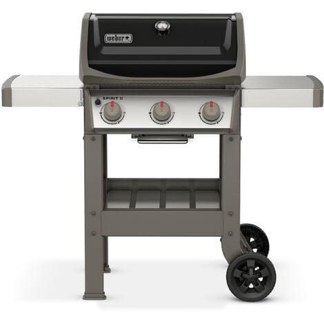 Barbecue Weber a Gaz Spirit II E-310 Noir Ref. 45010129