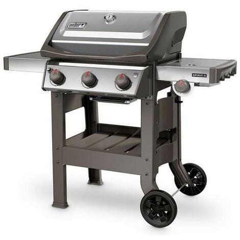 Barbecue Weber à Gaz Spirit II S-320 Inox GBS Réf. 45002129