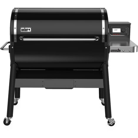 Barbecue Weber a Pellet Smoke Fire Large 36'' Black Cod. 23511004