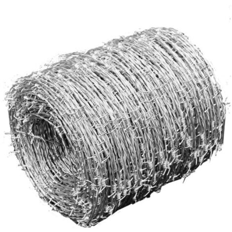Barbed wire 500 m.