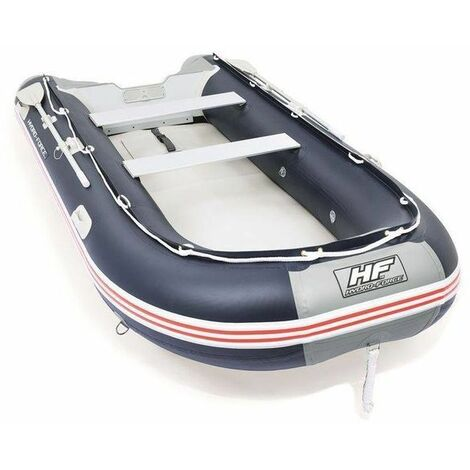"""main image of """"Barca Hinchable Bestway Hydro-force Sunsaille Para 6 Personas 2 Remos"""""""
