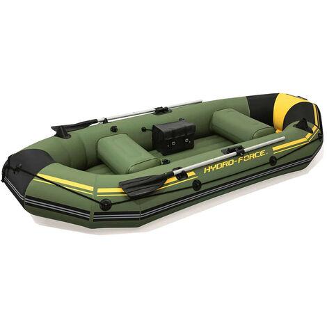 Barca Hinchable Neumática Bestway Hydro-Force Marine Pro Para 2 personas 2 remos - 65096 - BESTWAY