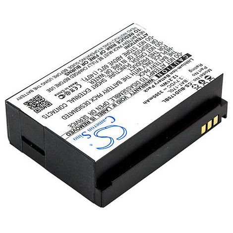 Barcode scanner battery for Bluebird 3.7V 3300mAh