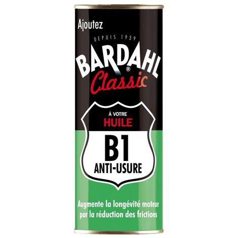 BARDAHL CLASSIC Anti usure moteur B1 spécial véhicule ancien essence et diesel 42.8
