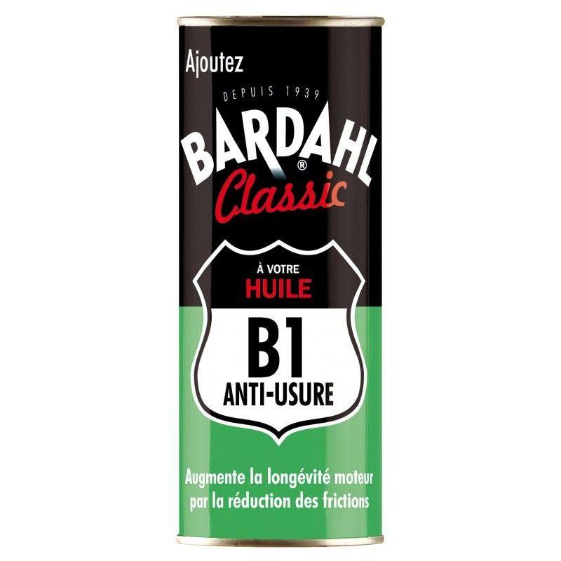 CLASSIC Anti usure moteur B1 spécial véhicule ancien essence et diesel - Bardahl