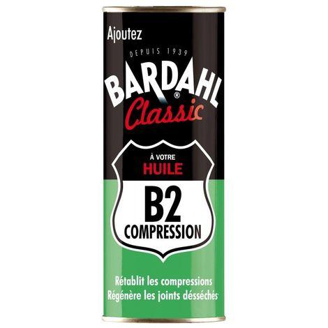 BARDAHL CLASSIC B2 Compression moteur spécial véhicule ancien 42.8