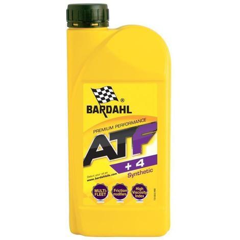 BARDAHL Huile boites automatiques ATF+4 - Bidon de 1 L