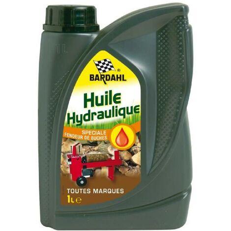 BARDAHL HUILE HYDRAULIQUE POUR FENDEUR DE BUCHES - 1 L 3061