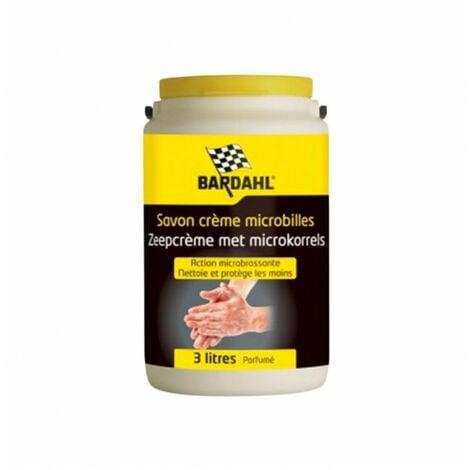 BARDAHL Savon Crème microbilles Atelier 3L