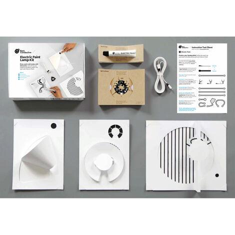 Bare Conductive Electric Paint Lamp Kit