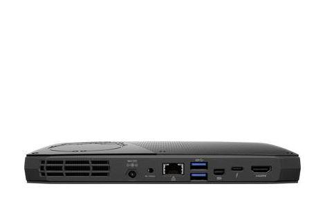 Barebone avec CPU Intel NUC6i7KYK Intel Core i7 i7-6770HQ 4 x 2.6 GHz