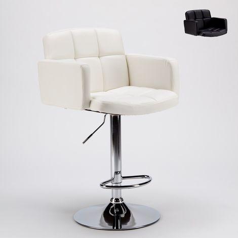 barhocker barstuhl mit armlehne f r bar und k che. Black Bedroom Furniture Sets. Home Design Ideas