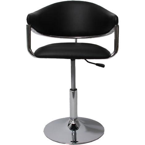 Barhocker Civitavecchia, Barstuhl Tresenhocker Lounge Stuhl, Kunstleder