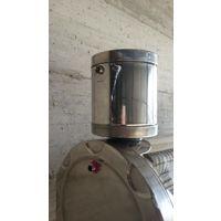 Barilotto inox 5 litri pannello solare termico acqua calda circolazione naturale