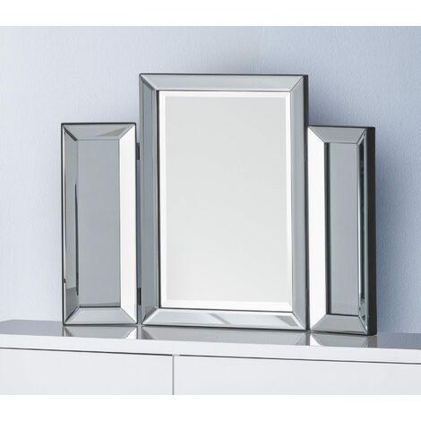 Baritone Folding Dressing Table Mirror