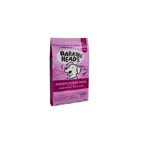 Barking Heads Doggylicious Duck (Formally Quackers) - 12kg - 437010