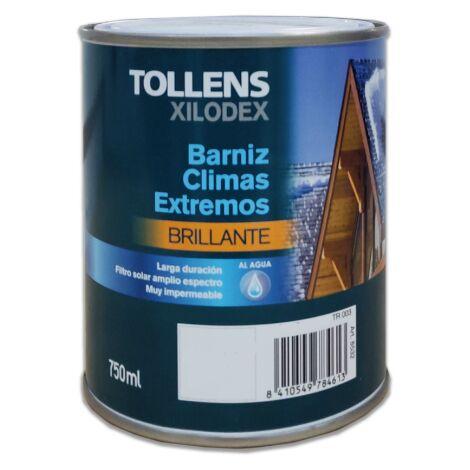 BARNIZ AL AGUA CLIMAS EXTREMOS BRILLANTE 750 ML