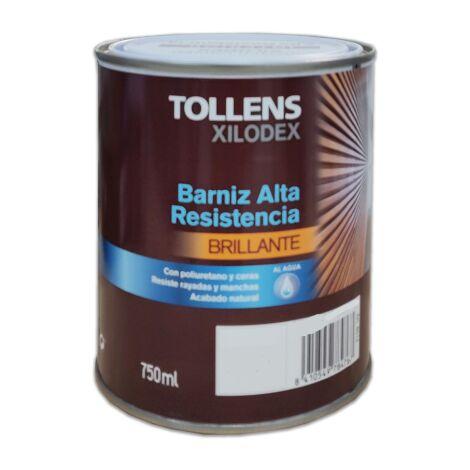 BARNIZ ALTA RESISTENCIA AL AGUA BRILLANTE INTERIOR 750 ML