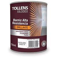 BARNIZ ALTA RESISTENCIA BRILLANTE 750 ML