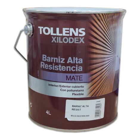 BARNIZ ALTA RESISTENCIA MATE INTERIOR 4 LT