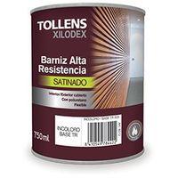 BARNIZ ALTA RESISTENCIA SATINADO 4 LT